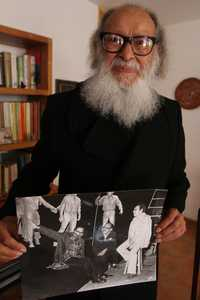 Reconoce la UNAM al museógrafo Mario Vázquez Ruvalcaba