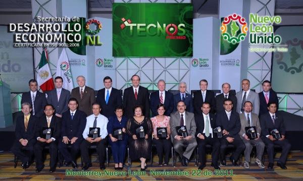 Premian a académicos de la UNAM por innovación tecnológica