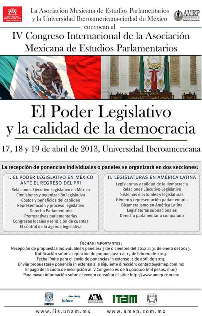 Congreso internacional de la asociacion mexicana